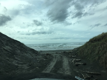 4 Wheel Drive Beach Access
