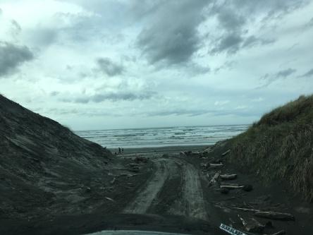 4 Wheel Drive Beach Access
