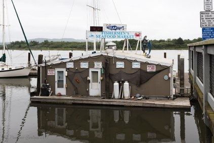 Photo of Fishermen's Seafood Market in Coos Bay, Oregon