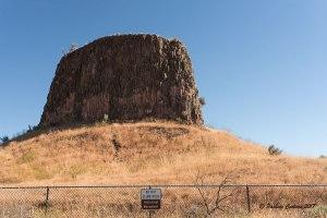 Photo of Hat Rock in Oregon