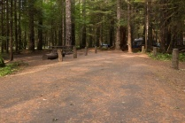 Photo of Lower Falls Campsite