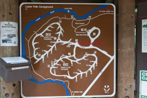 Photo of Campground Map