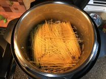Photo of Instant Pot spaghetti