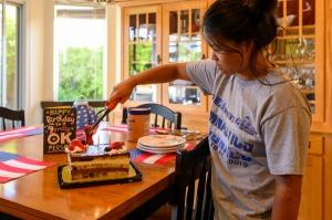 Pauline's Photography Birthday Cake