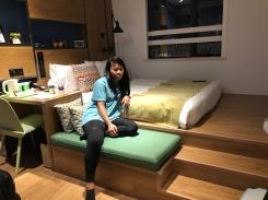 Campanile Hotel Room