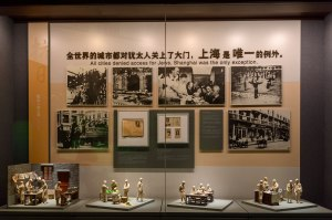 Pauline's Photography Display of helping Jews during WWII